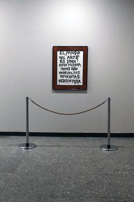 Obra de Félix Pérez-Hita a 'No tocar, por favor'
