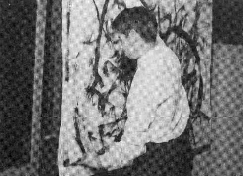 Vladimir Slepian en l'Acció Gallot.  Hotel Colón, Barcelona, 6 d'octubre de 1960.