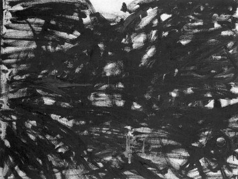 Obra realitzada pels membres del Grup Gallot, juntament amb Morvay i Slepian. Acció Gallot a l'Hotel Colón, Barcelona, 6 d'octubre de 1960.