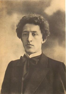 Aleksandr Blok el 1907