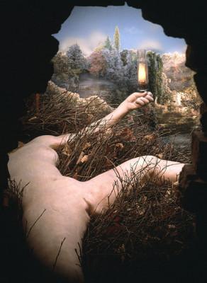 'Étant donnés 1946-1966'. Marcel Duchamp