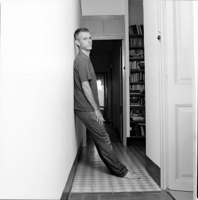 Lluís Calvo. Fotografia de Carles Mercader.